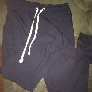 Pants - Navy lounge pant